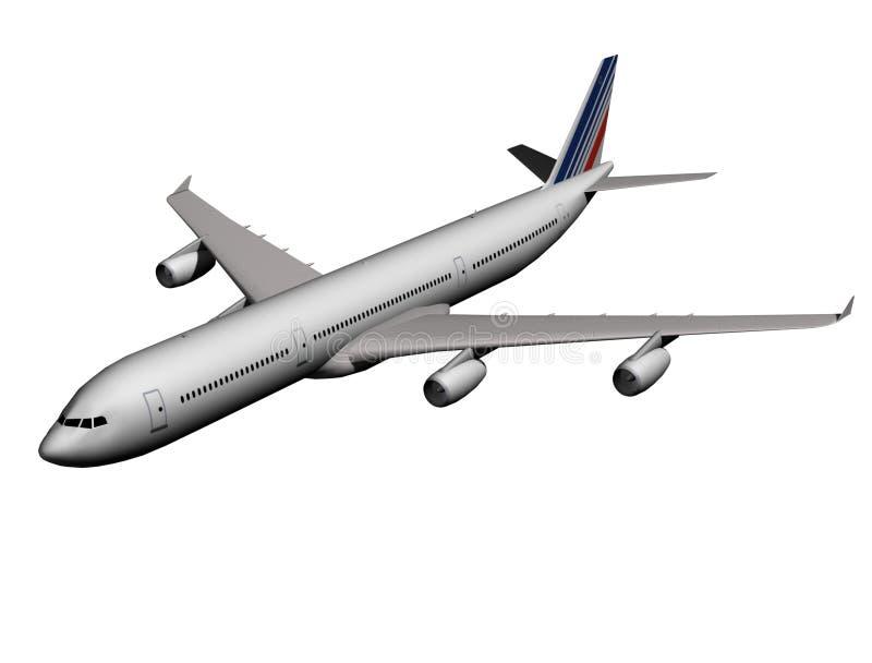 samolot. ilustracja wektor