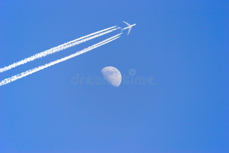 samolot. zdjęcie royalty free