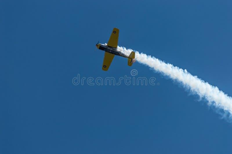 samolot akrobatyczny zdjęcia stock