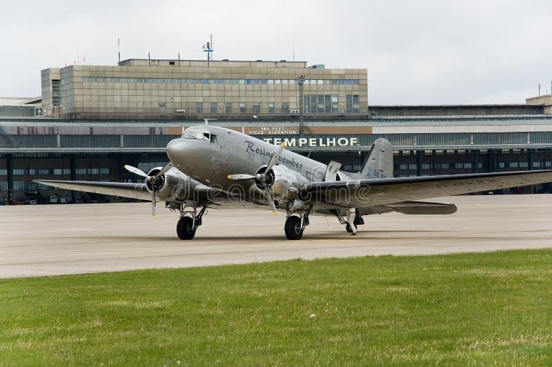 samolot historyczne obrazy stock