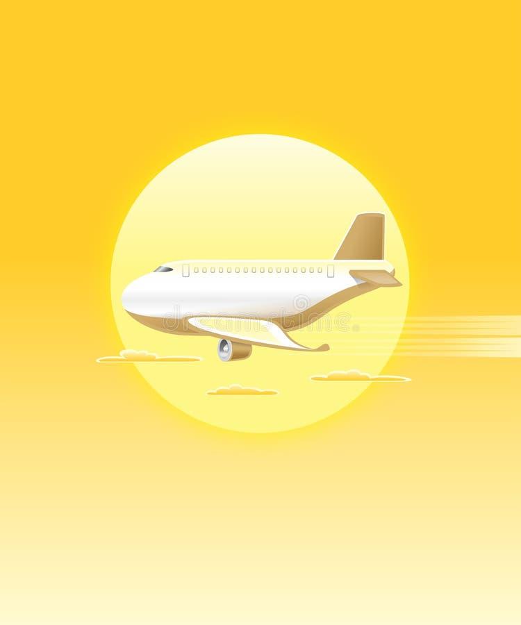 Samolot - JAK-04 zdjęcie stock