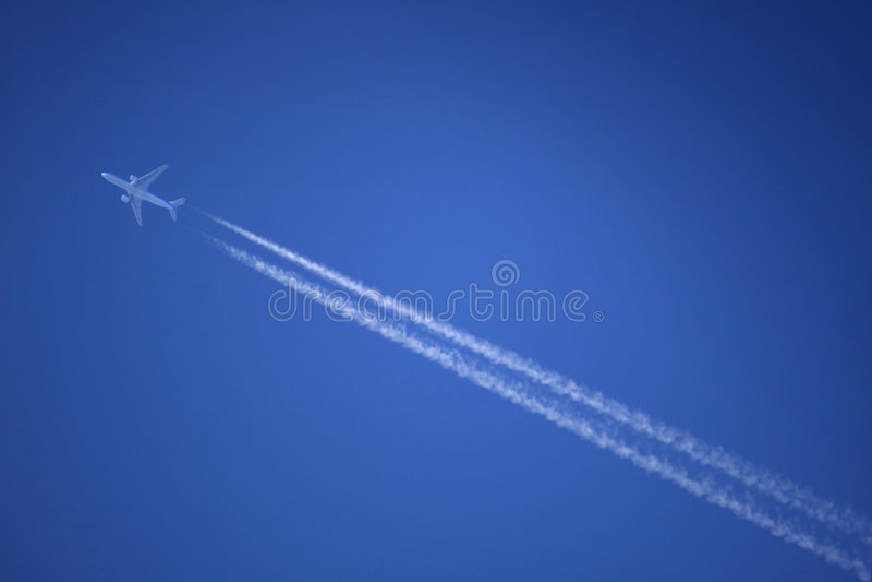 samolot jet zdjęcia royalty free