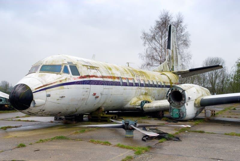 samolot rocznik zdjęcie royalty free