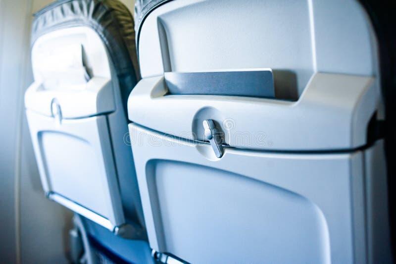 Samolot sadza zbliżenie fotografia stock