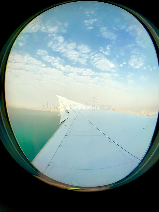 samolot zdjęcia stock