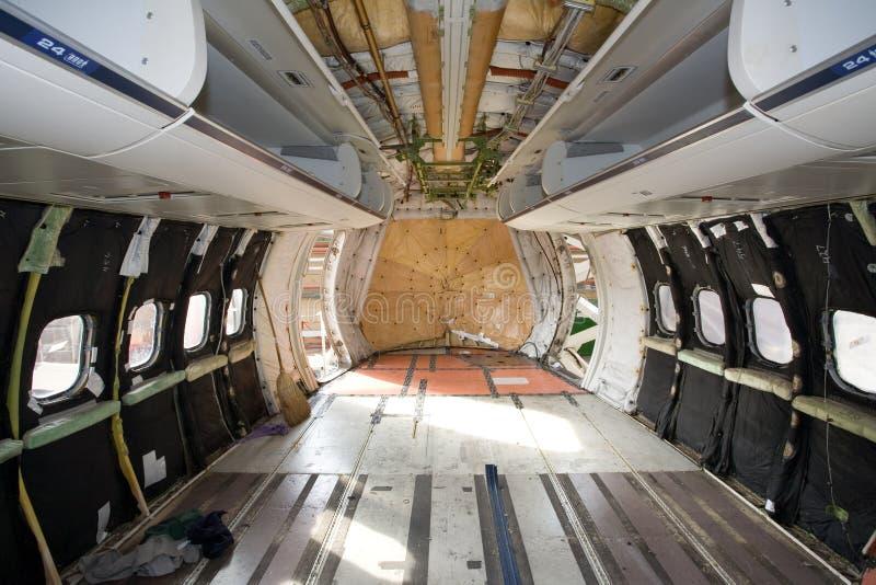 samolot zarząd pusta zdjęcie stock