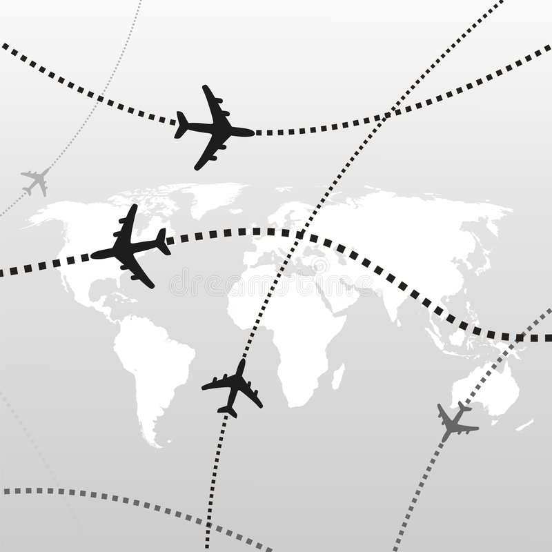 samolotowy backgorund