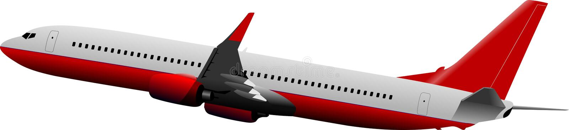 Samolotowy brać royalty ilustracja