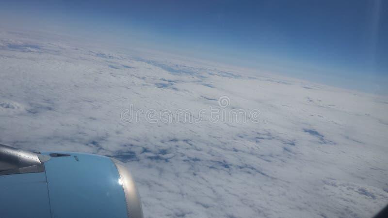 Samolotowy widok obraz royalty free
