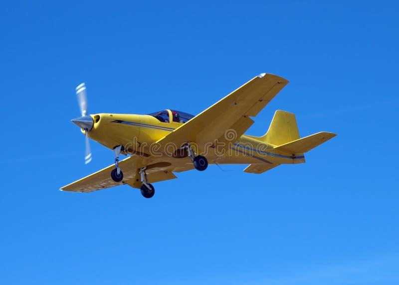 samolotu światło fotografia royalty free
