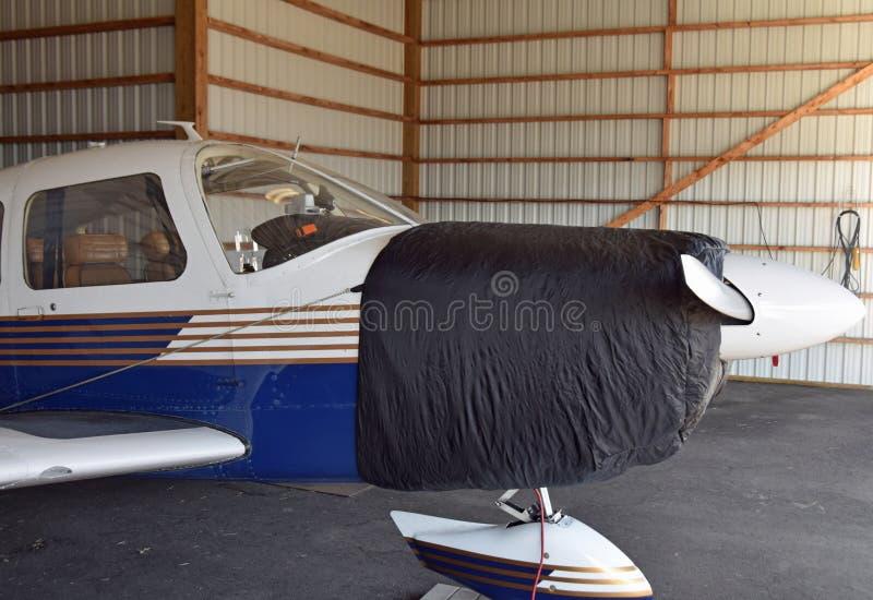 Samolotu silnika nagrzewacz zdjęcia stock