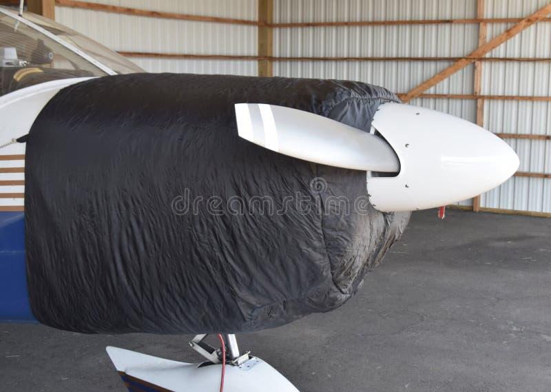 Samolotu silnika nagrzewacz obrazy stock