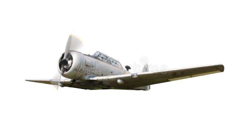 samolotu szturmowy śmigła wojna obrazy stock