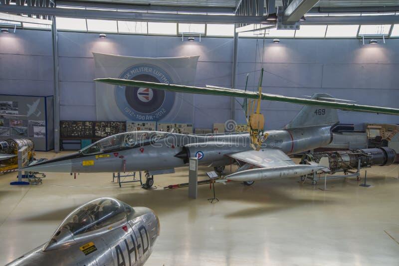 Samolotu typ, Lockheed f-104 starfighter fotografia royalty free