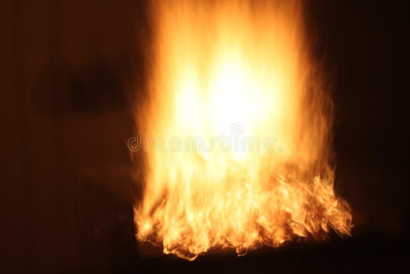 Samorzutny spalanie fotografia stock