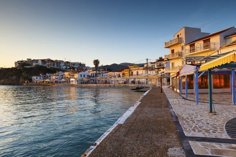 Samos-Insel lizenzfreies stockfoto
