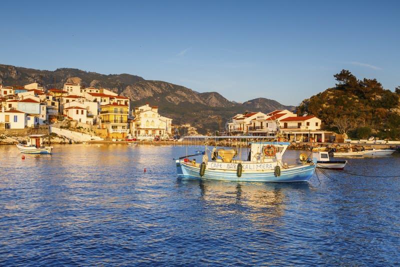 Samos-Insel stockfoto