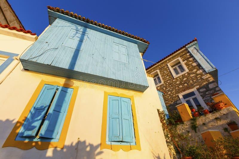 Samos-Insel stockfotos