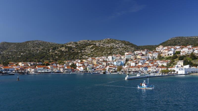Samos-Insel lizenzfreie stockfotografie