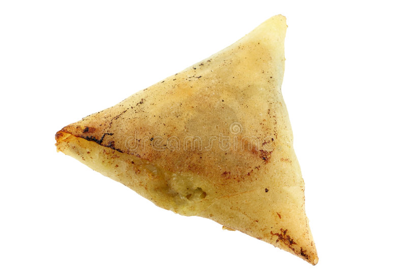 samosa photographie stock