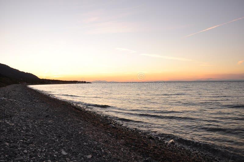 Samothrace海岛,希腊 免版税库存图片