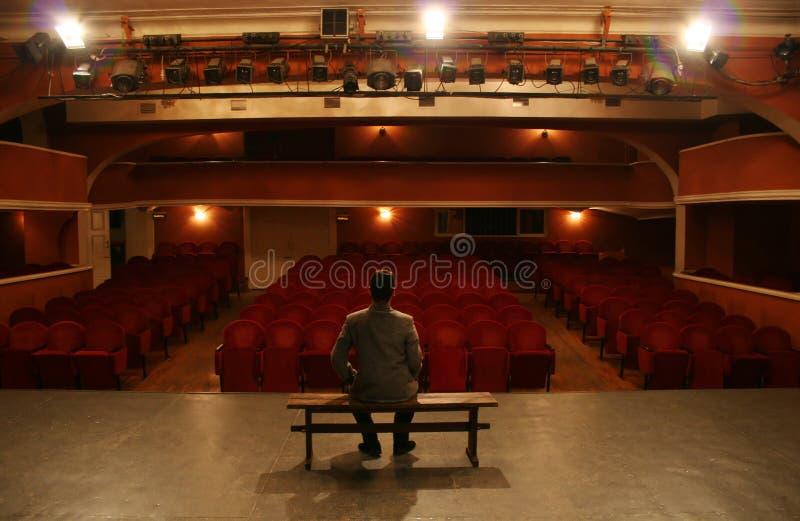 samotny człowiek zdjęcia royalty free