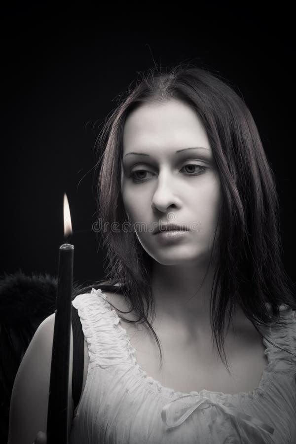 samotny zmrok zdjęcie royalty free