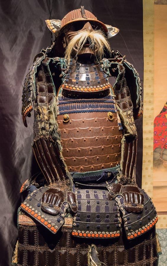 samouraï japonais images libres de droits