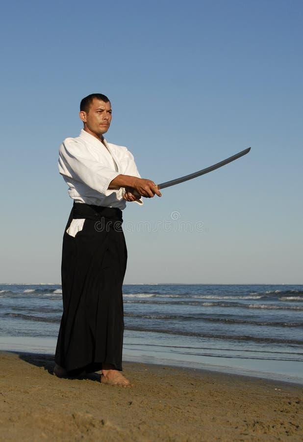 Samourai stock images