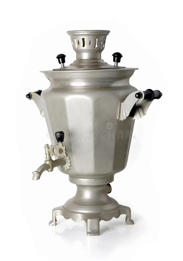 Samovar russe images stock