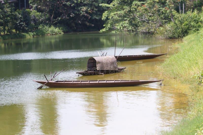 sampan στοκ εικόνες με δικαίωμα ελεύθερης χρήσης