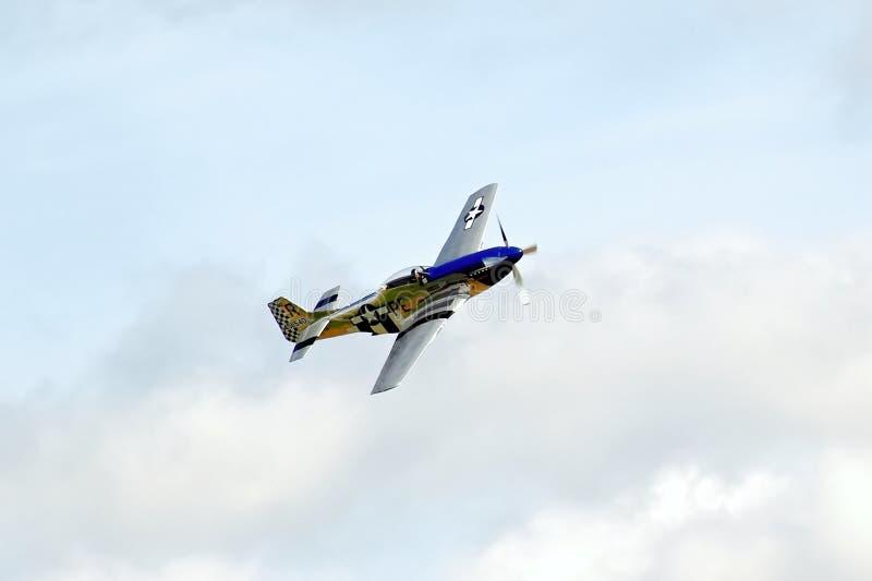 Sample aircraft airshow. royalty free stock photo