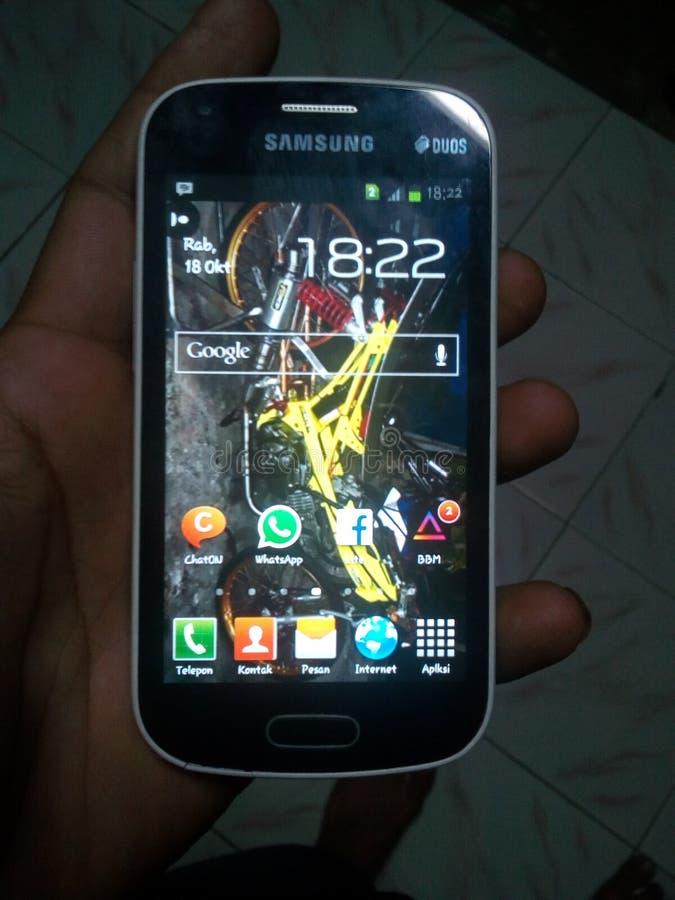 Samsung lizenzfreies stockbild