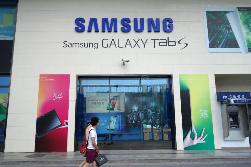 Samsung enregistrent image stock