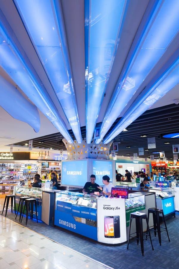 Samsung Store In Suria KLCC, Kuala Lumpur, Malaysia