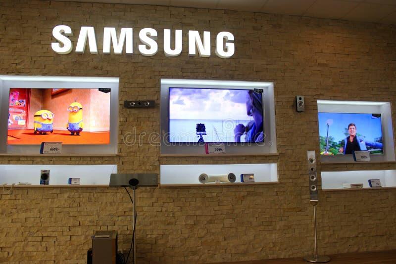 Samsung TVs store