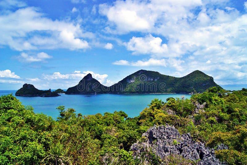 Samui wyspa fotografia stock