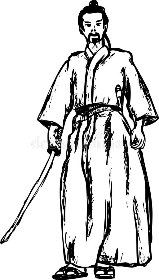 Download Samurai Royalty Free Stock Photography - Image: 14256417