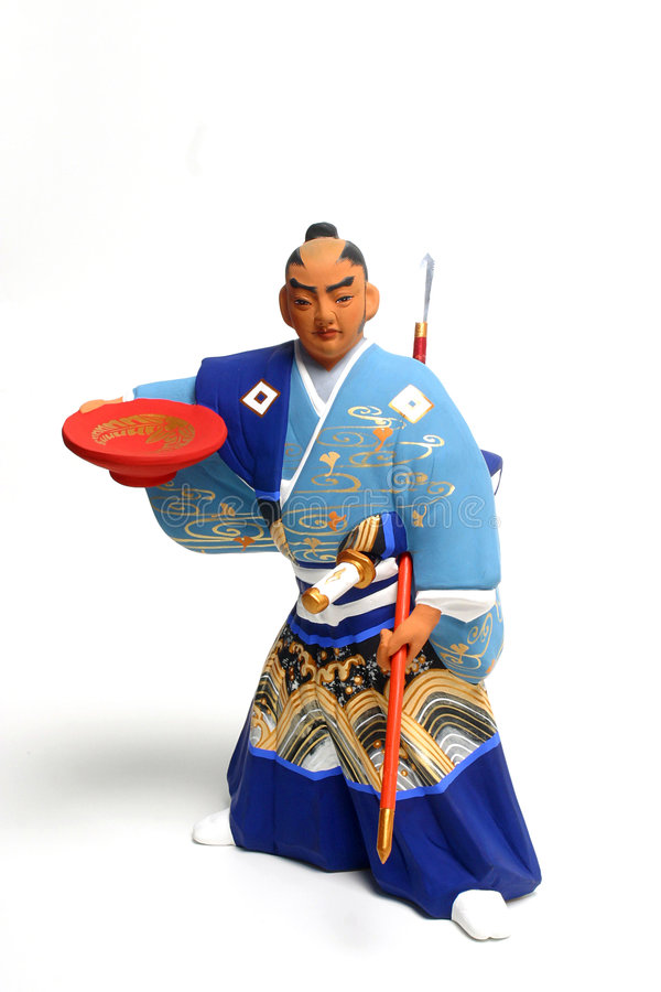 Download Samurai stock image. Image of blue, fighter, culture, japanese - 8206897