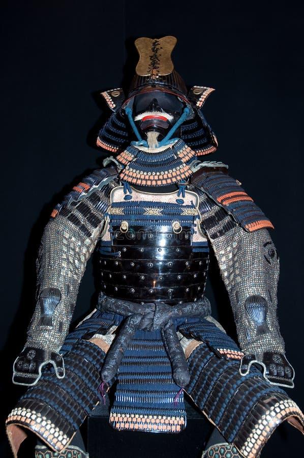 Samurai Armor Royalty Free Stock Photo