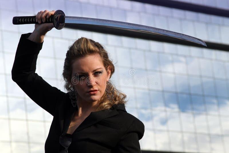 Download Samurai Business Executive Royalty Free Stock Photos - Image: 7519988