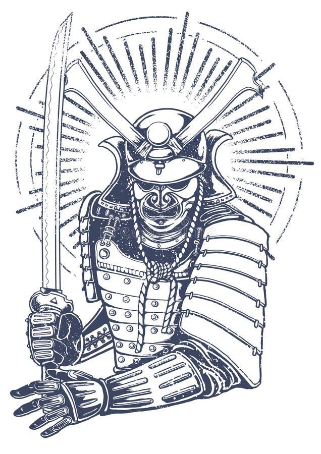 how to draw a katana easy