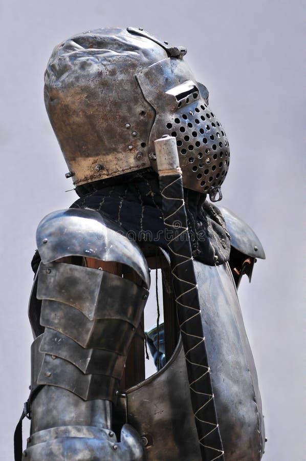 Samurais' armour royalty free stock photos