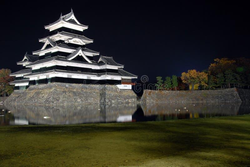 Samuraja kasztel zdjęcia stock