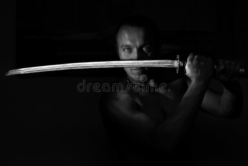 samurajowie zdjęcie royalty free