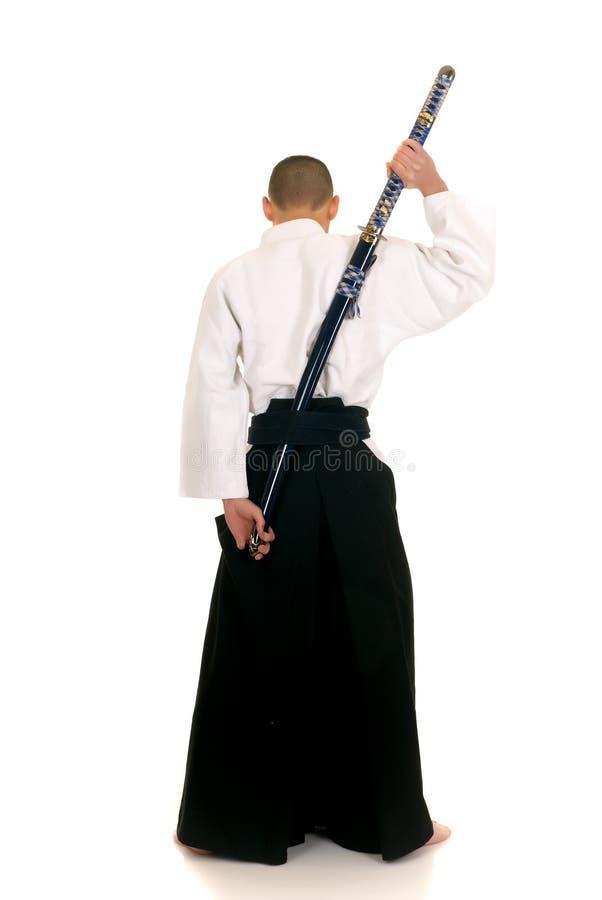samurajowie obrazy royalty free