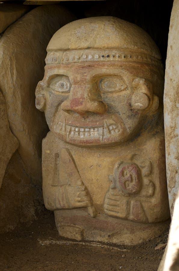 Free San Agustín Archeological Park Stock Photo - 14356430