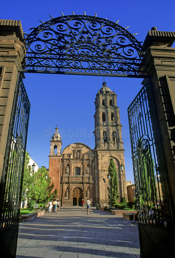 San Agustin royalty free stock photos