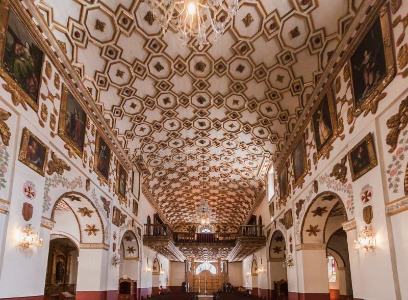San Agustin Temple Bogota Colombia photographie stock libre de droits