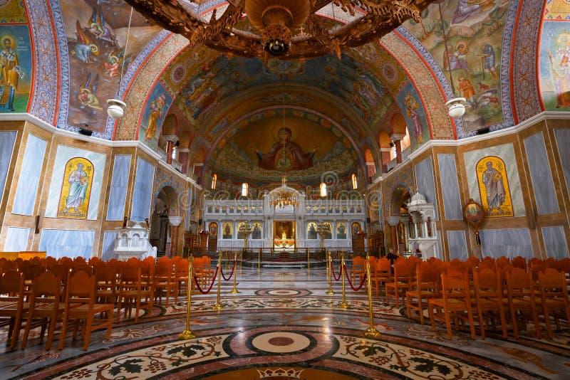 San Andrew di Patras immagine stock